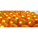 Billes paintball. Cal 68 par 2000-Orange-Ref 11113