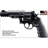 "Revolver -Smith & Wesson-Umarex CO2- Cal. 4,5 mm - billes métal- 8 coups-""PROMOTION""-Ref 17286"