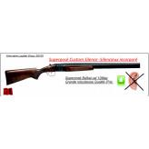 Superposé-Baïkal-IJ 27-MP-Calibre 12 magnum-Custom Silence-Extracteur-Double détentes-Promotion-Ref 23450