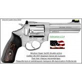 Révolver-Ruger -SP101-inox-stainless-Calibre-38-357 magnum-Catégorie B1-Promotion-Ref 23860