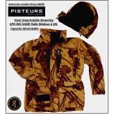 Vestes-BROWNING-XPO-Big-game-camouflées-orange-Membrane-imperméable-silencieuse-TRES-CHAUDE-NOUVEAU-MODELE-Tailles S- M-L-XL-XXL-XXXL