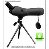"""Télescope-Unifrance Optic-Grossissement 15-45x60 m/m-""""Promotion""""-Ref 3"""