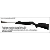 "Carabine Cometa Galaxy 220 air comprimé-Cal 4.5mm 13 joules-220 m/sec- ""Promotion""Ref 20357"