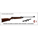"""Carabine air comprimé. Calibre 4,5 mm-CA 310 Brand B2. + Lunette + 1 bte de plombs   -9.80 joules.""""Promotion"""".Ref 10292 E/A"""