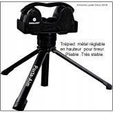 """Support trépied carabine VANGUARD +sac de tir pour stand de tir ou chasse.""""Promotion"""".Ref 17081"""