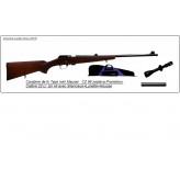 "Carabine-Zastava-Type MINI MAUSER-Mod CZ 99- Cal 22 LR+Kit lunette 4x32-silencieux-housse-""Promotion""-Ref 17517"