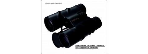 Jumelles binoculaires Unifrance10x42 Wp.Ref 10280