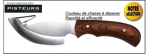 """Couteau à dépecer-""""Unifrance""""-Promotion-Ref 10979."""
