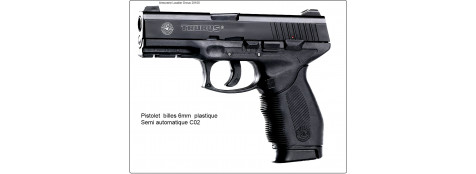 "Pistolet TAURUS 24/7,6mm. C02 . Cybergun lourd.""Promotion""Ref 12514."