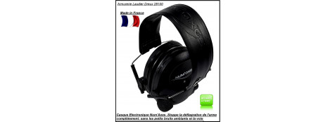 Casque-électronique-NUM'AXES-ACOUSTIC-Super-Promotion-Ref 15016