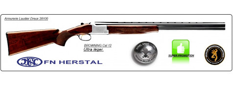 "Superposé-Browning Citori-Calibre 12 mag Light-Canons de 71 cm- ""Promotion""-Ref citori-16156"
