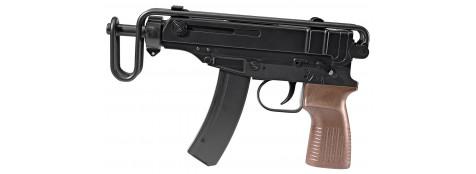 Pistolet à ressort.Cal. 6 mm ASG.  CZ SCORPION Vz61  .26 coups.Ref 16714