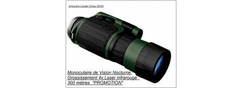 "Monoculaire-Vision Nocturne -Yukon -SPARTAN 4 x 50-""Promotion ""-Ref 17192"