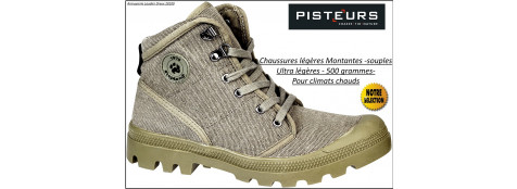 Chaussures-montantes-type-pataugas-stepland-Dune-ultra légères-Taille 40-41-42-43-44-45