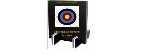 """Cible- archerie-diamètre 80 cm-""""Promotion""""-Ref 22439"""