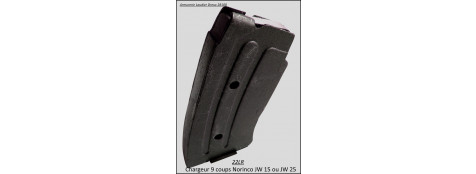 Chargeur-NORINCO-9 coups - Mod. JW15 & JW25 -Ref 2286