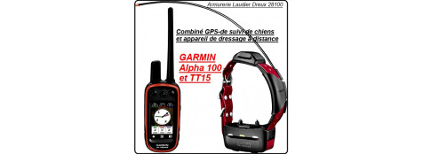 """Collier  de dressage GARMIN ALPHA 100 et TT 15- et colliers supplémentaires-""""PROMOTION"""""""