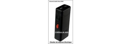 """Appareil- défense électrique-2 millions volts -SP2000-""""Promotion""""-Ref 23007"""