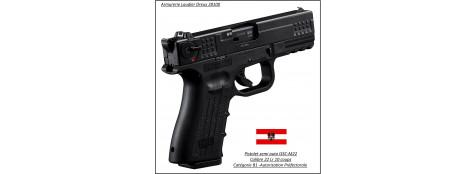 Pistolet-ISSC-Austria-M22-Semi-automatique-Calibre 22LR-Catégorie B1-Promotion-Ref 27049