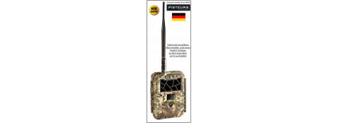 Caméra- surveillance-Maison-ou-Chasse-UM-595-2G-bluetooh-uovision-TRANSFERT-IMAGES-directement-sur-TELEPHONE-ou-PC-Flash-Leds-noires-invisibles-Promotion-Ref 27649