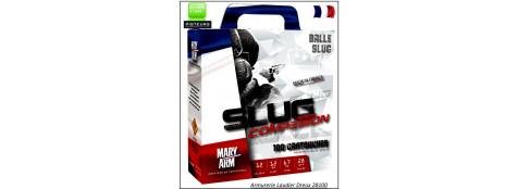 Balles- Mary Arm-SLUG-Competition-Cal 12./67-Boite de 100-Ref 27818