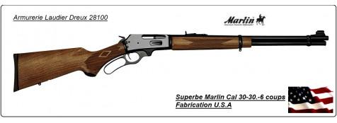 "Carabine- MARLIN- U.S.A -  Mod 336 W  -Calibre 30-30-""Promotion""-Ref 20287"