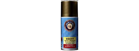 Déplombant poudre noire et solvent-SOLVIT-Armistol-Ref 5081