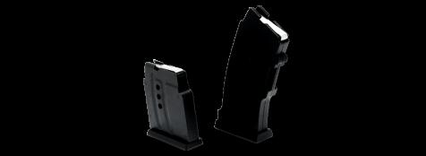 Chargeurs-supplémentaires-carabine CZ -mod 455 ou 452- ou 513 -Cal 22LR- 9 coups ou 5 coups.