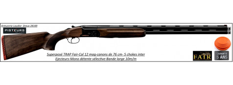 """Superposé-Fair-Trap-CARRERA-II-Cal 12 mag-Canons 76 cm-""""Promotion""""-Ref DC42T"""