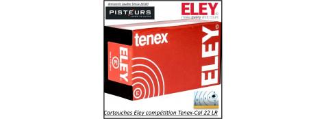 Cartouches-eley-Tenex-22LR-compétition-Promotion