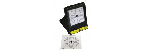 Cible- avec Filet de récupération billes 6m/m(airsoft)-Ref 11760