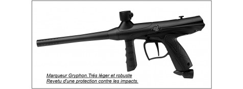 "Marqueur Pack ""GRYPHON  Tippmann""  kit ""Promotion"".  +  Masque  V-Force +Bouteille 12 OZ. C02 valve On /Off +Loader.Ref 17130"