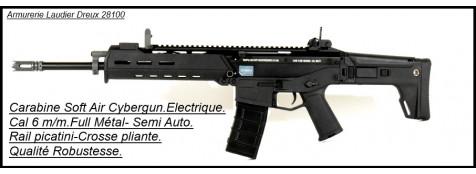 "Carabine Soft Air"" Magpul Masada"".Cybergun .Cal 6 m/m-Electrique Full Métal-Semi et Full Auto.""Promotion""."