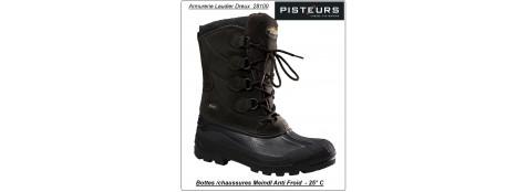 Bottes-Meindl- Style canadiennes.Anti- Froid - 25° degrés -T.40-41-42-43-44-45-46-47