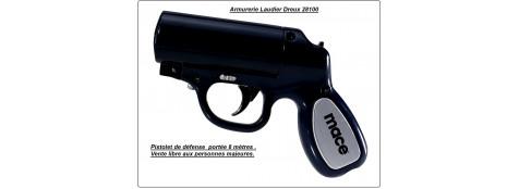 "Pistolet -défense-PEPPER GUN-au poivre vert -""promotion""-Ref 13442-22350"