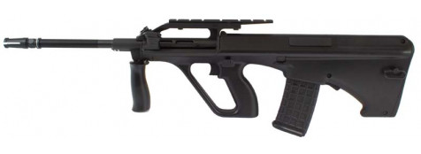 """Fusil STEYR AUG 2 électrique  Autrichien d'assaut  Cal 6mm-ASG-Full  Métal."""" Promotion"""".Ref 16707"""