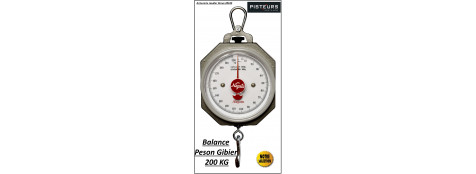 Peson-Balance- gros gibier-Ref 10196.