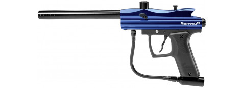 "Marqueurs Paint Ball  en KIT complet  TRITON 3 BLEU .--C02-- ou-- Air Comprimé.""Promotions""."