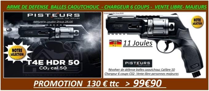 revolver walter cal 50