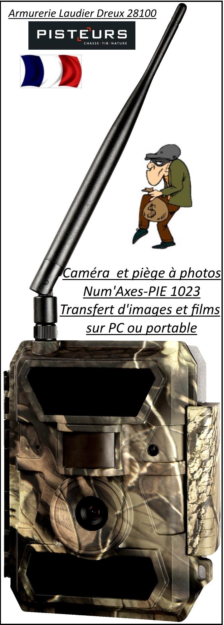 Caméra-surveillance-Num'Axes-PIE1023-Photos-vidéos-audio-Invisible-Tranfert-images-sur-portable-PC-Promotion-Ref 32994