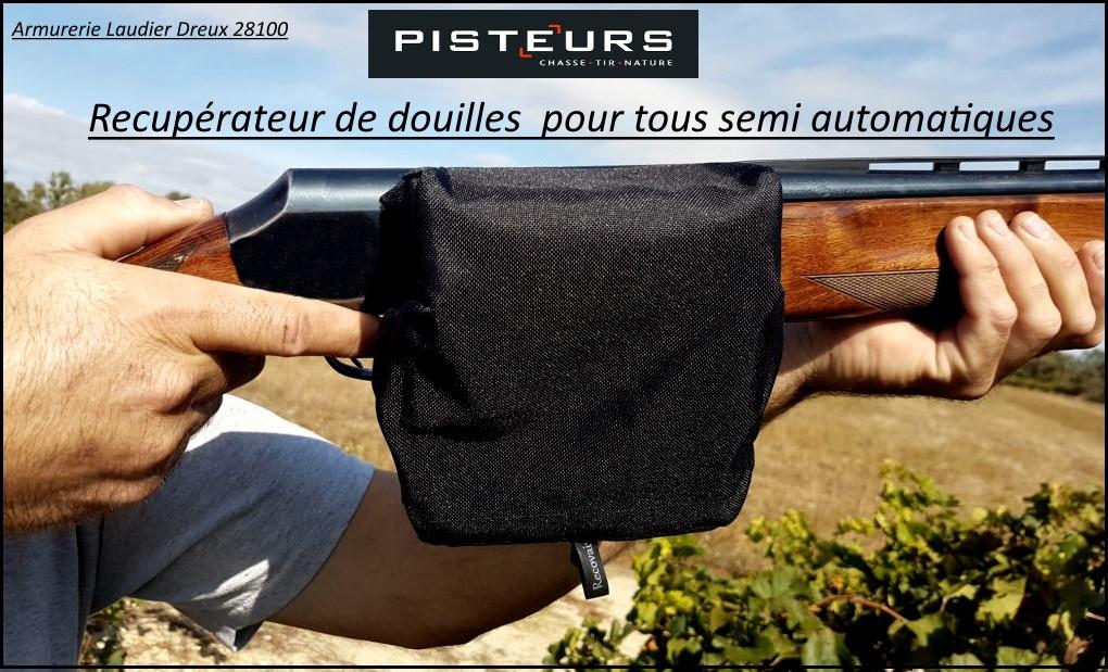 Récupérateur-cartouches-chasse-fusils-semi-automatiques-Noir-Recovain-Ref34200