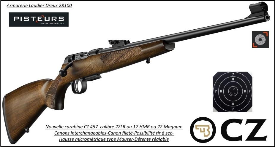 Répétition Cz Promotion Carabine Calibre Luxe 457 22 781391 Mod Lr Ref E2DHeW9IbY