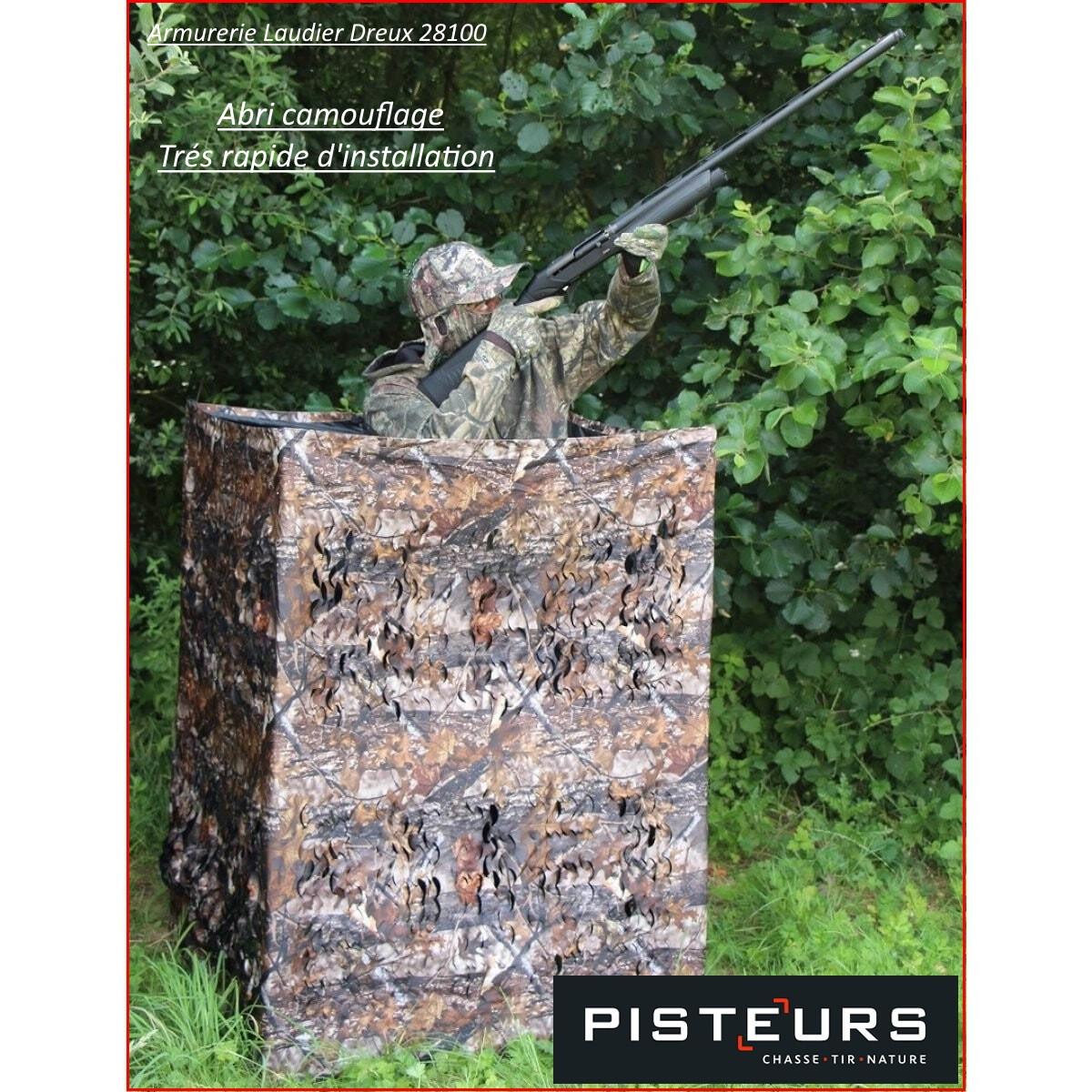 Hutteau Camouflage  Automatique 4 Faces-Promotion-Ref A53661