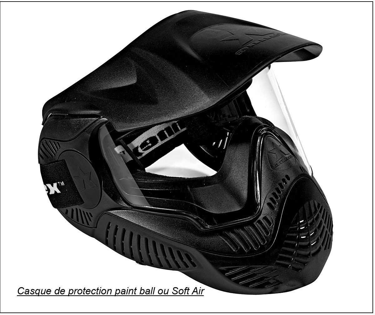 Masque-Paint Ball-V-FORCE-Ref 17136