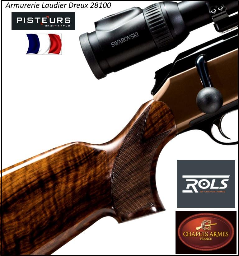 Carabine-Chapuis-ROLS-Calibre-300 winch mag-ou-7 Rem Mag-ou-9.6x62-ou-7x64- ou-30-06-ou-308-winch-ou-270-winch-ou-243-winch-ou-375-HH-Répétition-linéaire-Promotion