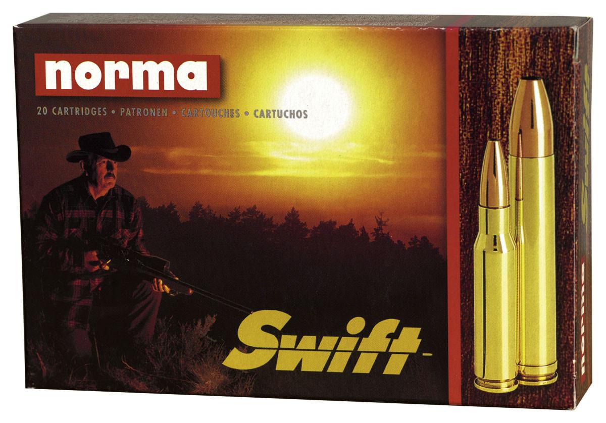 458 Winch Mag. Cartouches de grande chasse NORMA (32,4g)  (Boite de 20).Ref 3160