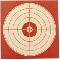 Cibles tir cartonnées 14X14cm- Paquet de 100-Ref 14281