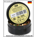 Amorces-cannelées-RWS-poudre noire-arme-poing-Par 250-Ref 27675
