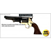 Révolver-PIETTA-poudre noire-1851- REB NORD NAVY SHERIFF'S- Cal 44-Ref 13041