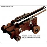 Canon modèle Borda Standard Cal. 50.Ref 14438